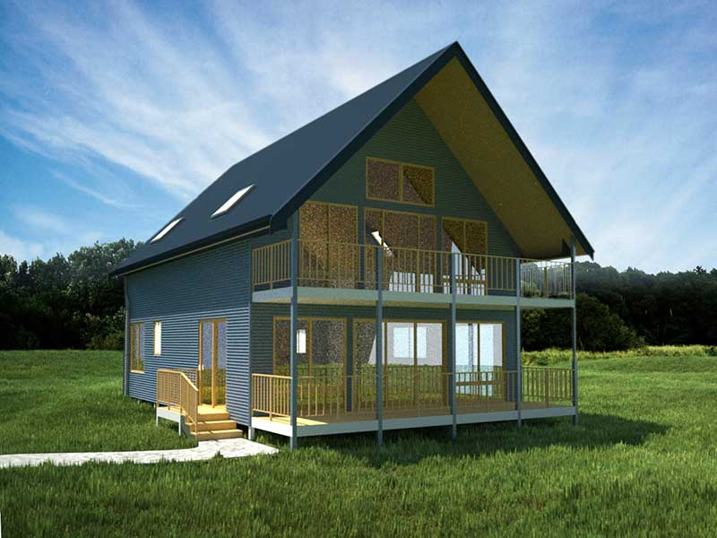 tas kit homes gallery pan abode offers two levels of cabin kits