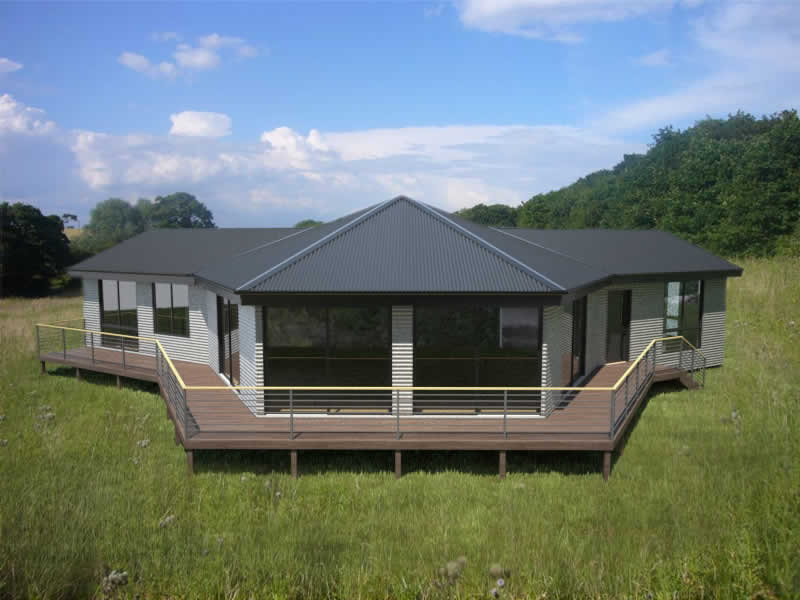 Tasmanian kit home designs home design and style for Tasmanian home designs