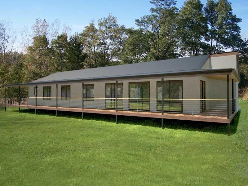 Tas kit homes gallery for Modular home designs australia